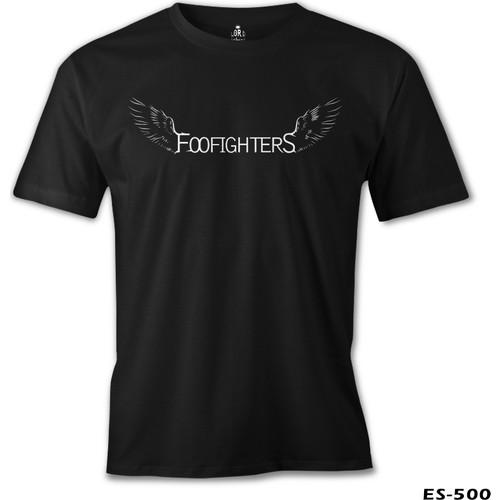 Lord T-Shirt Foo Fighters Erkek T-Shirt
