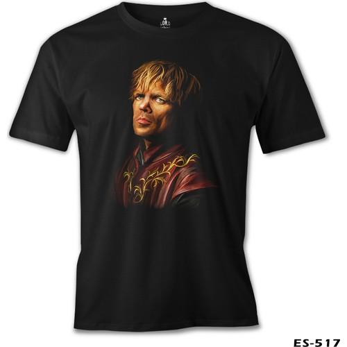 Lord T-Shirt Game Of Thrones - Lanister Tyrion Erkek T-Shirt