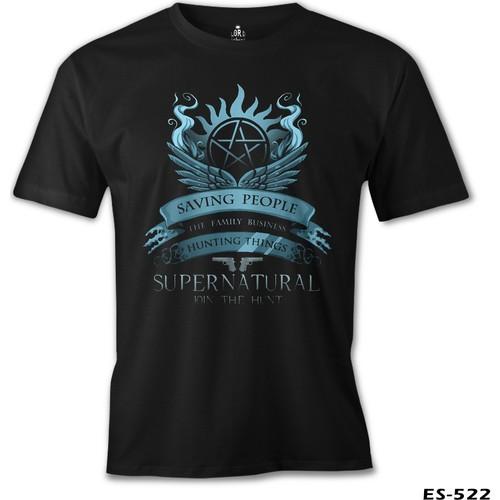 Lord T-Shirt Supernatural - Join The Hunt Erkek T-Shirt