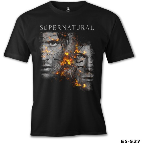 Lord T-Shirt Supernatural - Winchester Erkek T-Shirt