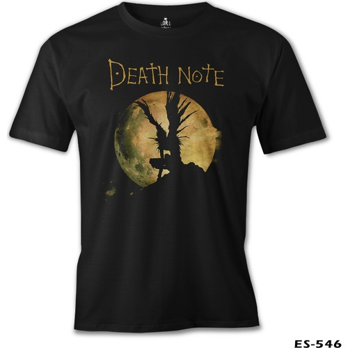 Lord T-Shirt Death Note - Moon Erkek T-Shirt