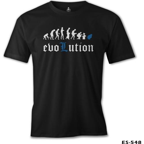 Lord T-Shirt Death Note - Evolution Erkek T-Shirt