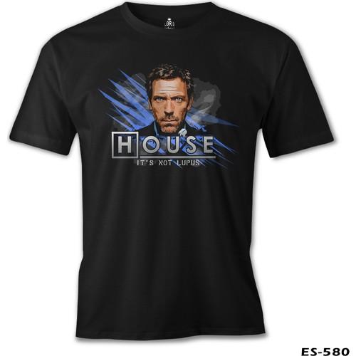 Lord T-Shirt House - It's Not Lupus Erkek T-Shirt