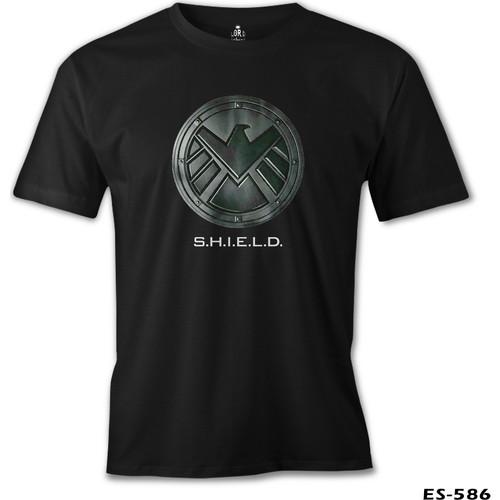 Lord T-Shirt S.H.I.E.L.D Erkek T-Shirt