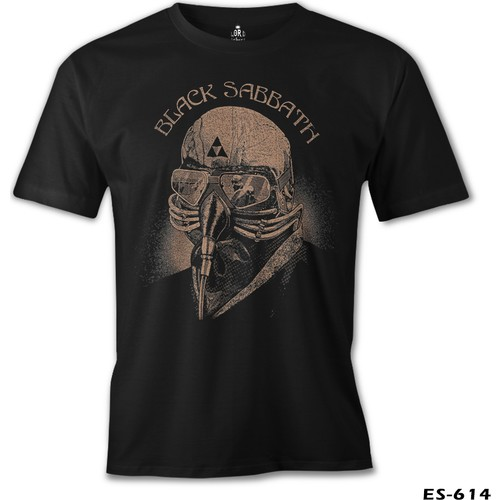 Lord T-Shirt Black Sabbath Erkek T-Shirt