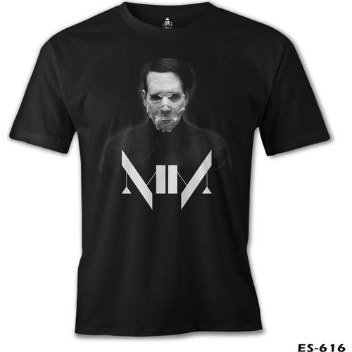 Lord T-Shirt Marilyn Manson I Erkek T-Shirt