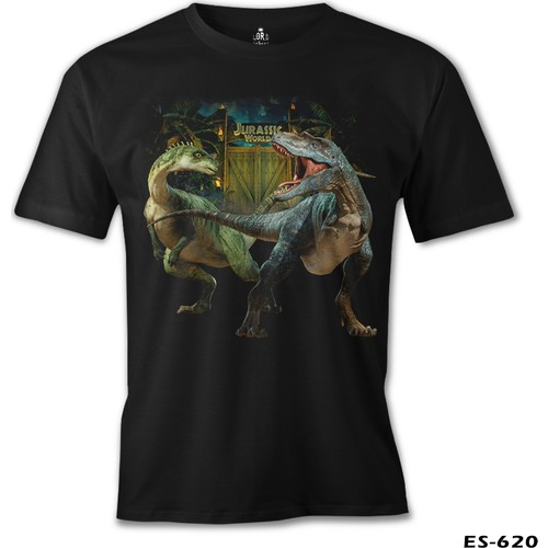 Lord T-Shirt Jurassic World Iı Erkek T-Shirt