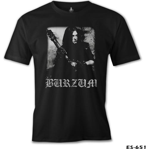 Lord T-Shirt Burzum - Anthology Erkek T-Shirt