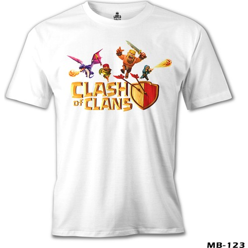 Lord T-Shirt Clash Of Clans