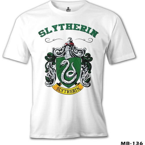 Lord T-Shirt Harry Potter - Slytherin