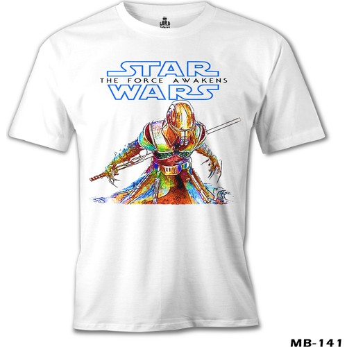Lord T-Shirt Star Wars - The Force Awakens
