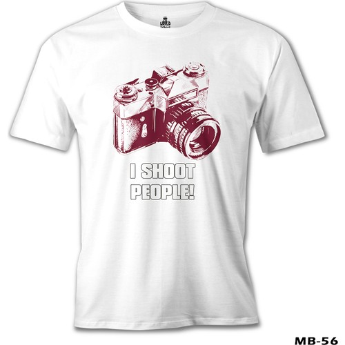 Lord T-Shirt I Shoot People