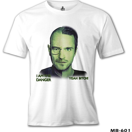 Lord T-Shirt Breaking Bad - I Am The Danger