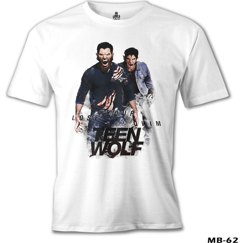 Lord T-Shirt Teen Wolf - Lose Your Mind
