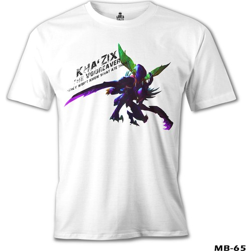 Lord T-Shirt League Of Legends - Kha'zix