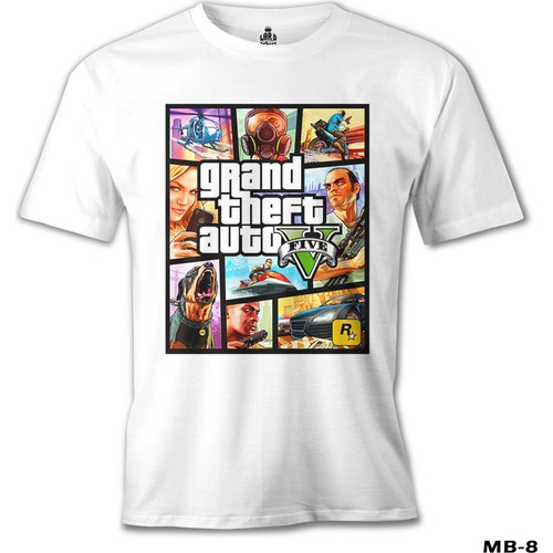 Lord T-Shirt Grand Theft Auto V