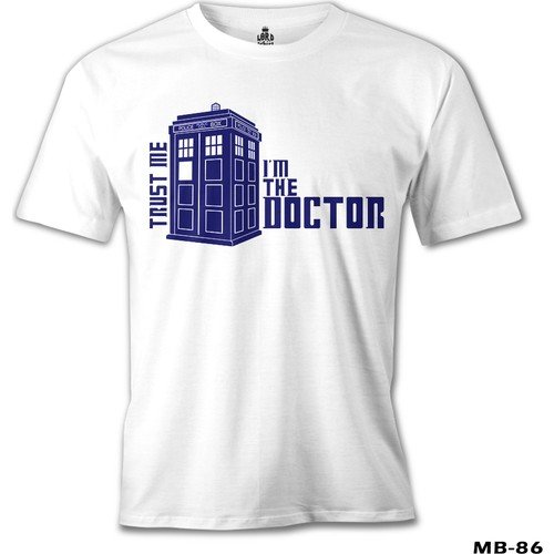 Lord T-Shirt Doctor Who - Trust Me I'm The Doctor