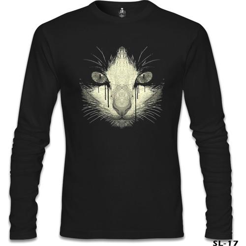 Lord T-Shirt Cat Siyah Erkek T-Shirt