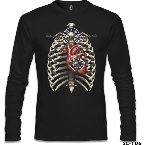 Lord T-Shirt Black Label Society Siyah Erkek T-Shirt