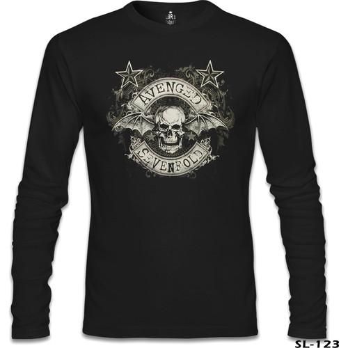 Lord T-Shirt Avenged Sevenfold - A7x Siyah Erkek T-Shirt