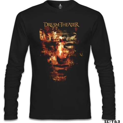 Lord T-Shirt Dream Theater - Metropolis Siyah Erkek T-Shirt