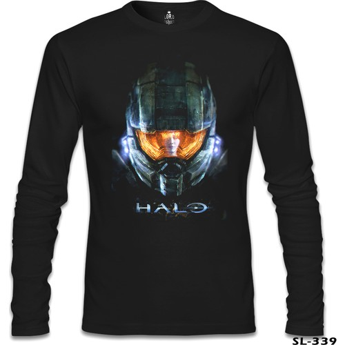 Lord T-Shirt Halo Siyah Erkek T-Shirt