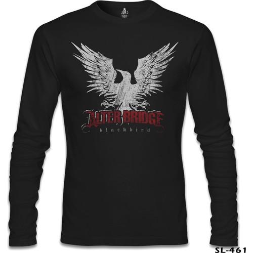 Lord T-Shirt Alter Bridge - Blackbird Siyah Erkek T-Shirt