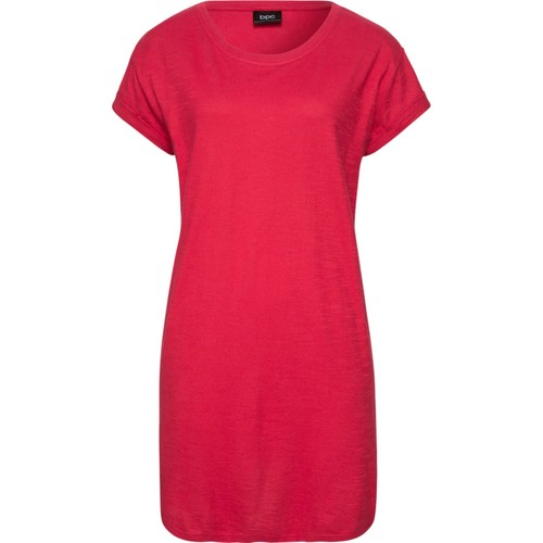bonprix Collection Kısa Kollu Tshirt Kırmızı
