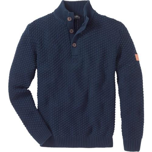 bonprix John Baner Jeanswear Kazak Regular Fit Mavi