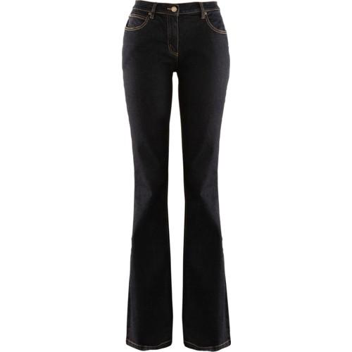 bonprix Jeanswear Streç Jean Bootcut Normal Siyah