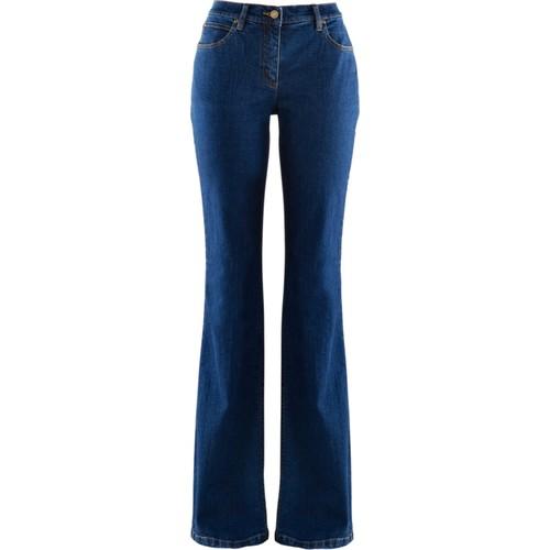 bonprix Jeanswear Streç Jean Bootcut Normal Mavi