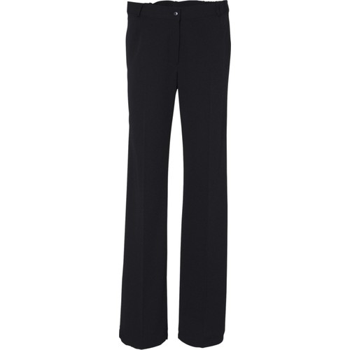 bonprix Siyah Streç Pantolon 34-54 Beden