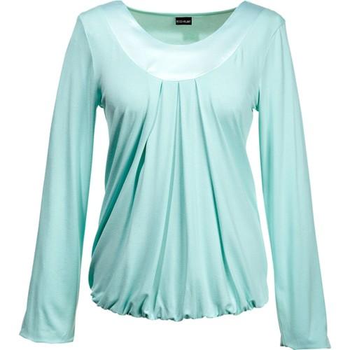 Bonprix Bodyflirt Uzun Kollu Bluz Yeşil