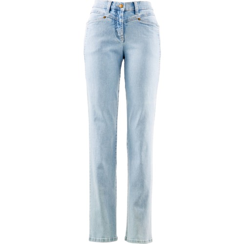 Bonprix Bpc Selection Konforlu Streç Pantolon Normal Mavi