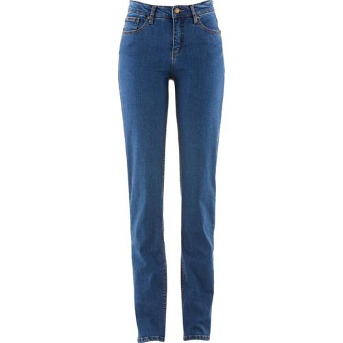 Bonprix John Baner Jeanswear Streç Jean Classic Normal Mavi