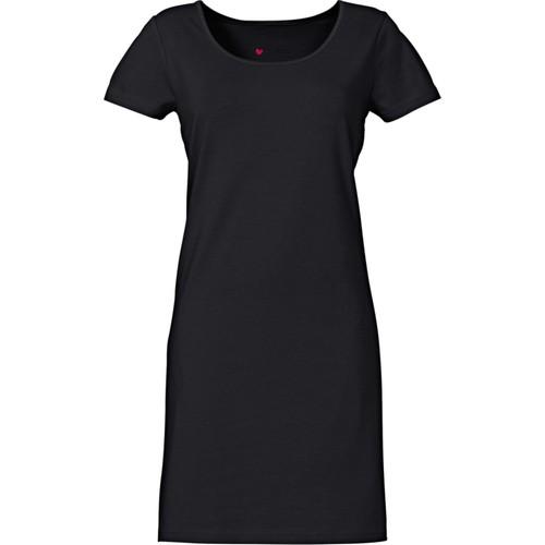 Bpc Bonprix Collection Kısa Kollu Streç Elbise Siyah