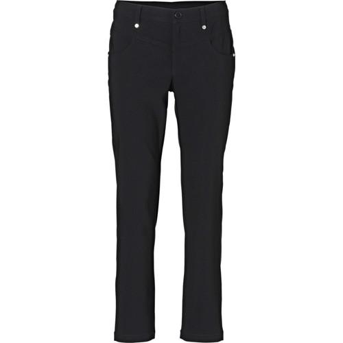 Bpc Bonprix Collection Siyah 7/8 Paça İncelten Streç Pantolon 34-54 Beden
