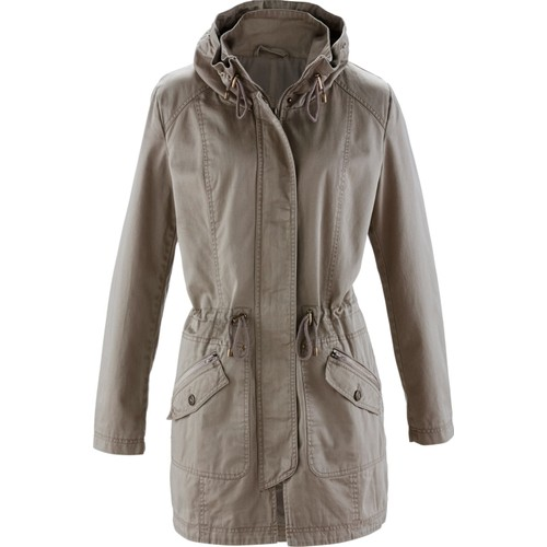 Bpc Bonprix Collection Parka Kahverengi