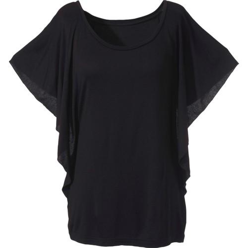 Bonprix Bodyflirt Yarasa Kollu Bluz Siyah