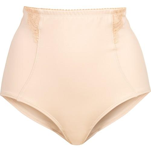 Bonprix Bej Yüksek Belli Panty 34-54 Beden