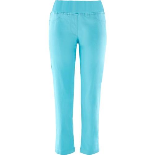 Bpc Bonprix Collection Mavi 7/8 Paça Steç Pantolon 34-54 Beden