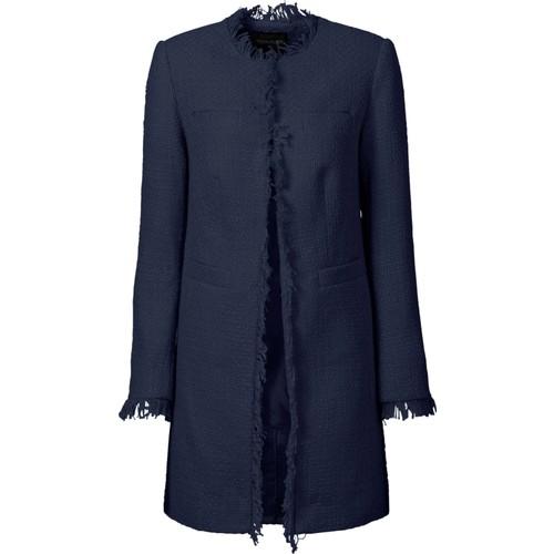 Bonprix Bodyflirt Mavi Uzun Blazer Ceket 34-54 Beden