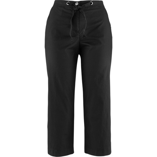 Bpc Bonprix Collection Siyah 3/4 Paça Pantolon 34-54 Beden