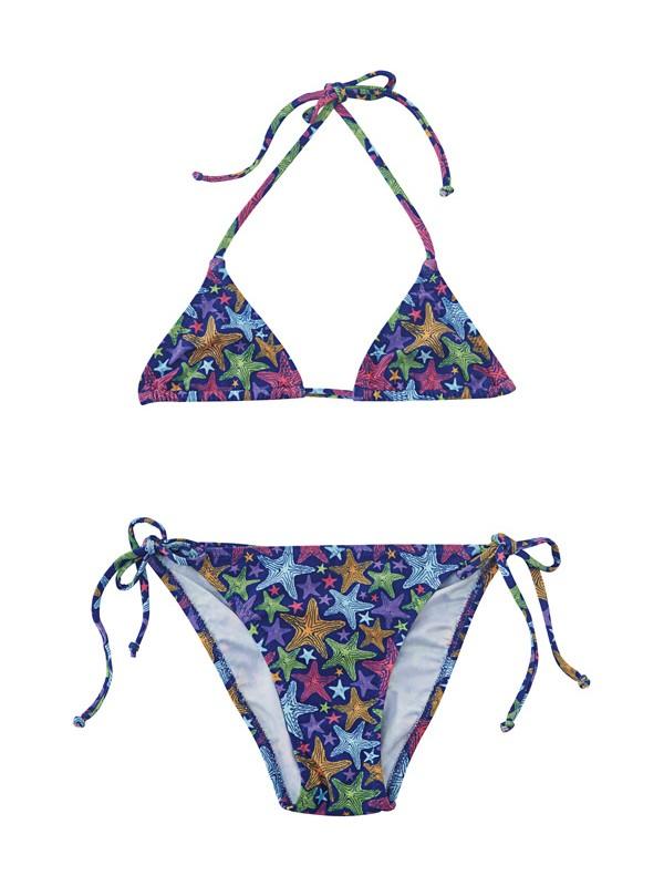 Slipstop Starfish Kız Çocuk Bikini