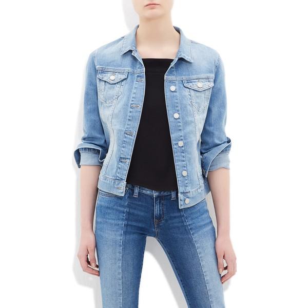 d93e332a9bb28 Mavi Kadın Daisy Vintage Açık Mavi Jean Ceket - XL Fiyatları ...
