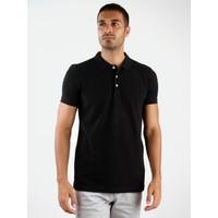Dufy K.Siyah Erkek T-Shirt - Slim Fıt