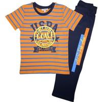 U.S. Polo Assn. Erkek Çocuk T-Shirt Takım - US2750