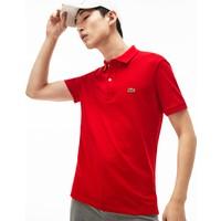 Lacoste Erkek Slim Fit Kırmızı Polo PH4012.240