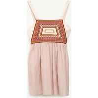 Yargıcı Nakış Detaylı Elbise