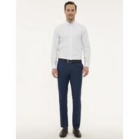 Pierre Cardin Açık Lacivert Slim Fit Pantolon 50230057-VR059